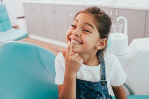 dental treatment for children in Leeds